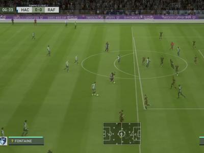 Le Havre FC - Rodez AF sur FIFA 20 : résumé et buts (L2 - 34e journée)