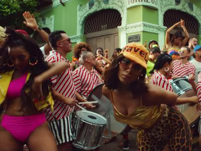 Major Lazer & Anitta - Make It Hot