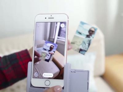 Prynt : le smartphone se transforme en Polaroid