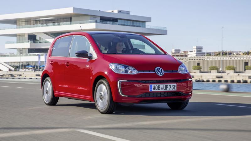 Essai vidéo de la Volkswagen e-Up! : énergies positives