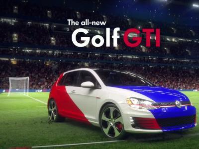 Volkswagen soutient les Bleus pour la Coupe du Monde