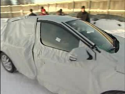 Renault Megane 3 - Crash Test