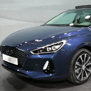 Mondial 2016 : Hyundai i30