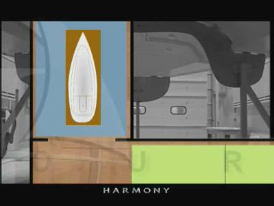 Reportage construction voiliers Harmony