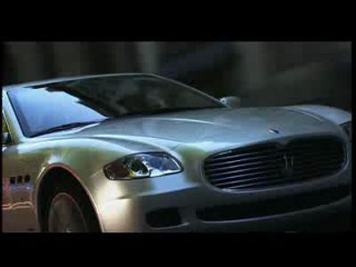 Maserati new Quattroporte range launch