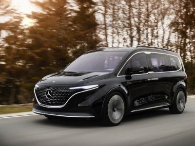 Mercedes Concept EQT : le Kangoo électrique allemand en vidéo