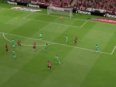 Athletic Bilbao - Real Madrid sur FIFA 20 : résumé et buts (Liga - 34e journée)