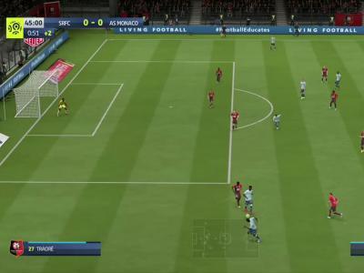 Stade Rennais - AS Monaco : notre simulation FIFA 20 (L1 - 38e journée)
