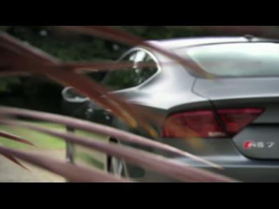 Essai Audi RS7
