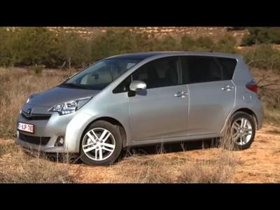 Essai Toyota Verso-S 1.3 VVT-i MultiDrive S