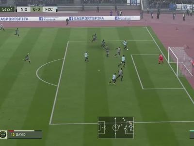 FIFA 20 : notre simulation de Chamois Niortais - FC Chambly Oise (L2 - 36e journée)