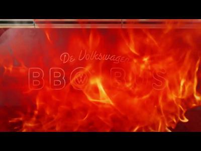 Le combi Barbecue de Volkswagen