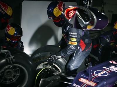 F1 : changement de pneus en moins de 3 secondes, comment font-ils ?