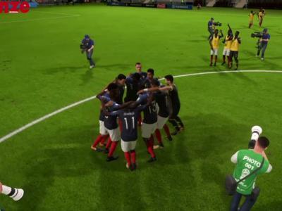 France - Croatie : notre simulation sur FIFA 18