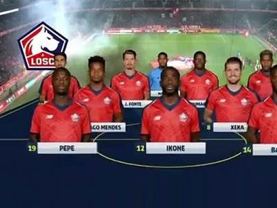 Il y a un an, Lille explosait le PSG 5-1 à domicile