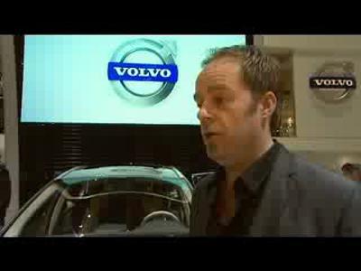 Presentation de la Volvo XC60