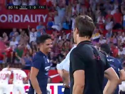 LaLiga : Séville se fait surprendre par le Celta