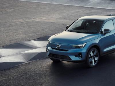 Nouveau Volvo C40 Recharge : le 1er SUV Coupé 100% électrique en vidéo