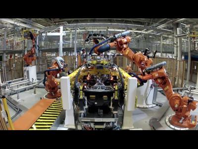 La BMW i3 entre en production