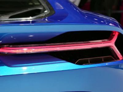 Mondial Auto 2014 : Lamborghini Asterion