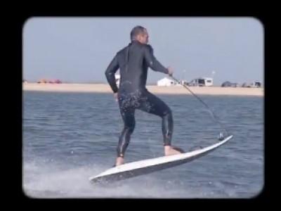 La planche idéale pour surfeur fainéant
