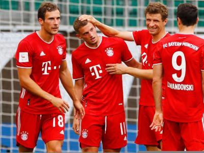 Bundesliga : Le petit bijou de Cuisance !