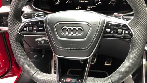 Audi RS6 Avant : notre vidéo au Salon de Francfort 2019