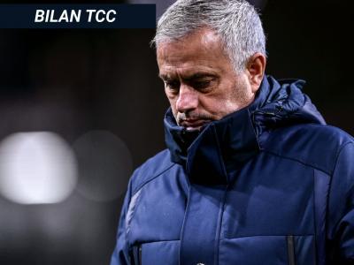 Tottenham : le bilan de José Mourinho en chiffres