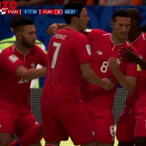 Panama - Tunisie : notre simulation sur FIFA 18