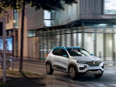 Dacia K-ZE : la première Dacia électrique pour 2021