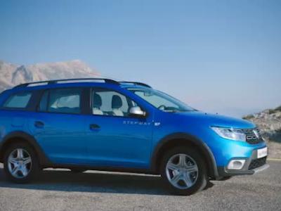 Dacia Logan MCV Stepway: le seul break low-cost tout-chemin du marché