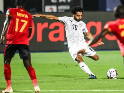 CAN 2019 : le splendide coup-franc direct de Salah !