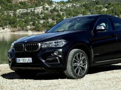 Essai BMW X6 50i