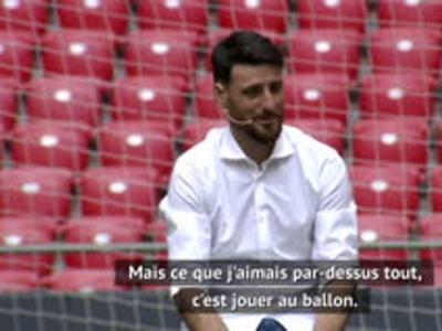 """Retraite - Aduriz : """"Jouer pour l'Athletic ? Ça me semblait impossible"""""""