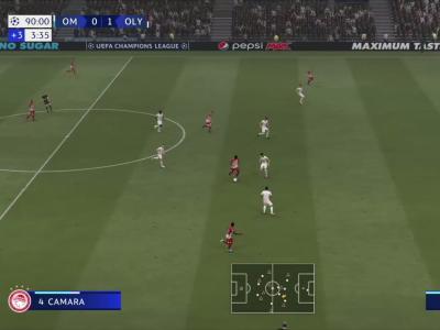 OM - Olympiacos : notre simulation FIFA 21 (5ème journée - Ligue des Champions)