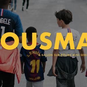 """""""Ousmane"""" - Ousmane Dembélé pour Ballon Sur Bitume"""