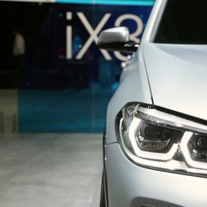 Mondial de l'Auto 2018 : la BMW iX3 Concept en vidéo