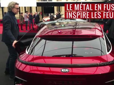 Festival Automobile International 2018 : Kia Proceed