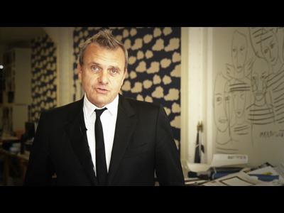 Castelbajac pour Galaxy Tab