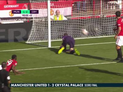 Premier League - 3ème journée - Man. Utd / Crystal Palace : Le résumé de la rencontre