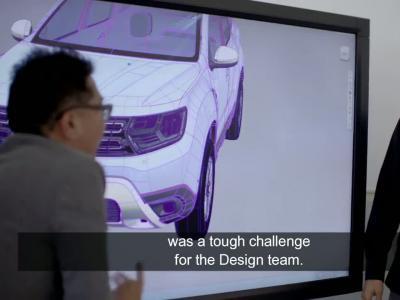 Première vidéo pour le nouveau Dacia Duster