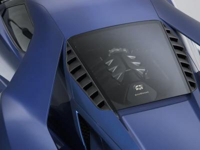 Detroit 2015: Ford GT