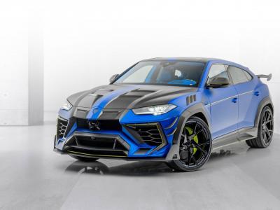 Mansory Venatus : la préparation du Lamborghini Urus en vidéo