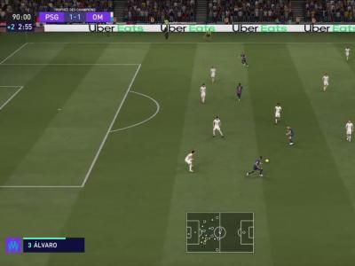 PSG - OM : notre simulation FIFA 21 (Trophée des champions)