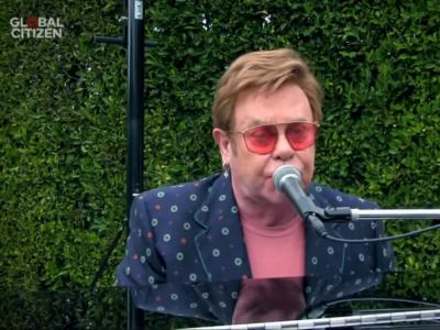 Elton John - I'm Still Standing - One World: Together At Home
