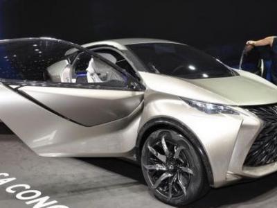 Genève 2015 | Lexus LF-SA