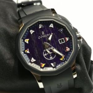 INSIDE BASELWORLD 2018 : CORUM