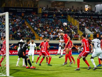 CAN 2019 : Ghana - Tunisie : le but annulé d'André Ayew
