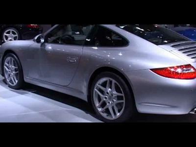 Reportage Porsche 911 2009