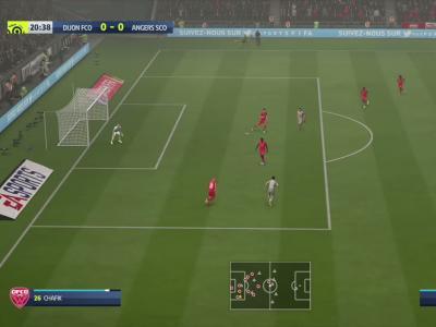 Dijon FCO - Angers SCO : notre simulation FIFA 20 (L1 - 33e journée)